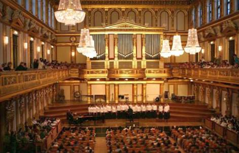 Musikverein Grand Hall